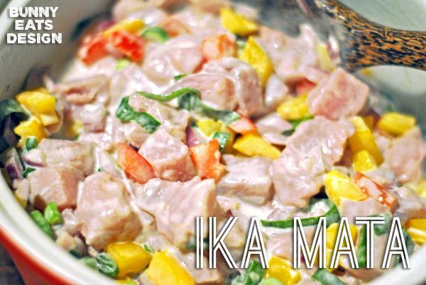 Cook Island Raw Fish Recipes