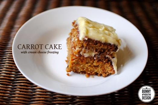 Mini Carrot Cake Recipe Nz