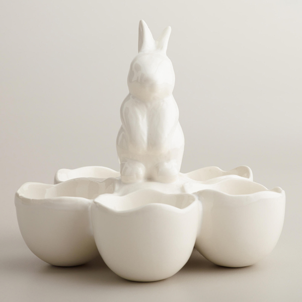 Williams-Sonoma Bunny Egg holder