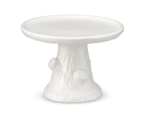 Williams-Sonoma: Faux Bois Cake Stand