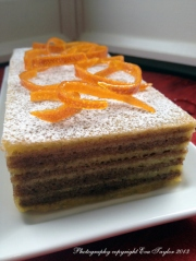 Thousand-Layer Cake | Eva @ Kitchen Inspirations