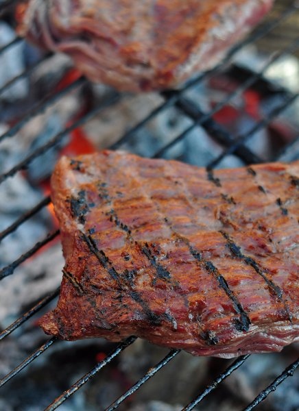 Grilled steak. Source: RGB Stock