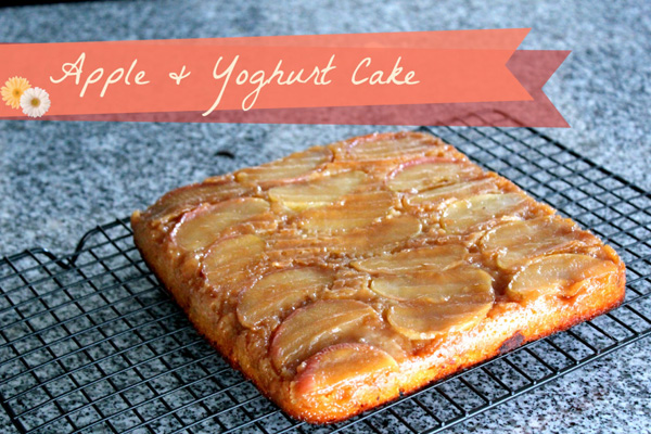 apple-yoghurt-cake