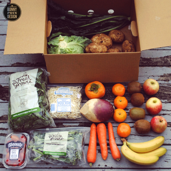 Foodbox Appetiser, $33 incl delivery