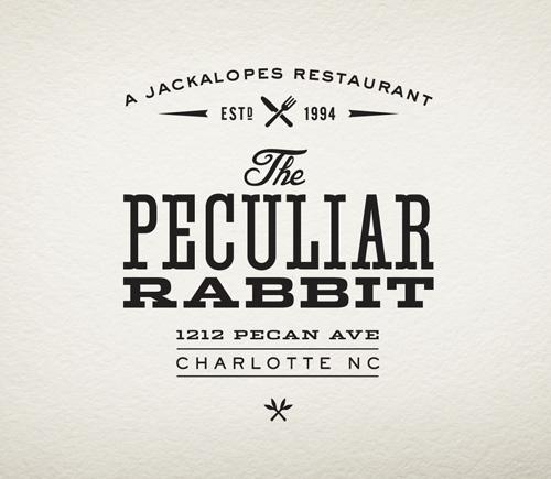 The Peculiar Rabbit, North Carolina, USA