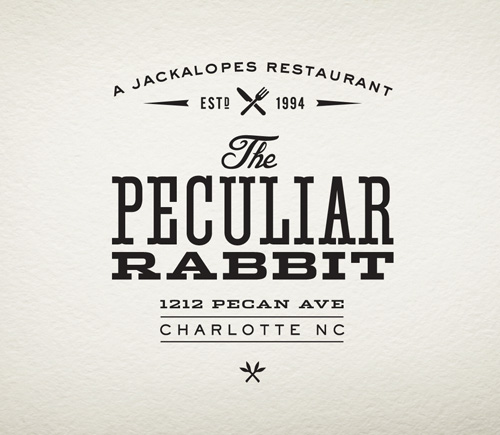 The Peculiar Rabbit, North Carolina, USA