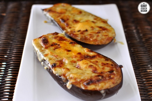 Eggplant Misocheese recipe by Bunny Eats Design
