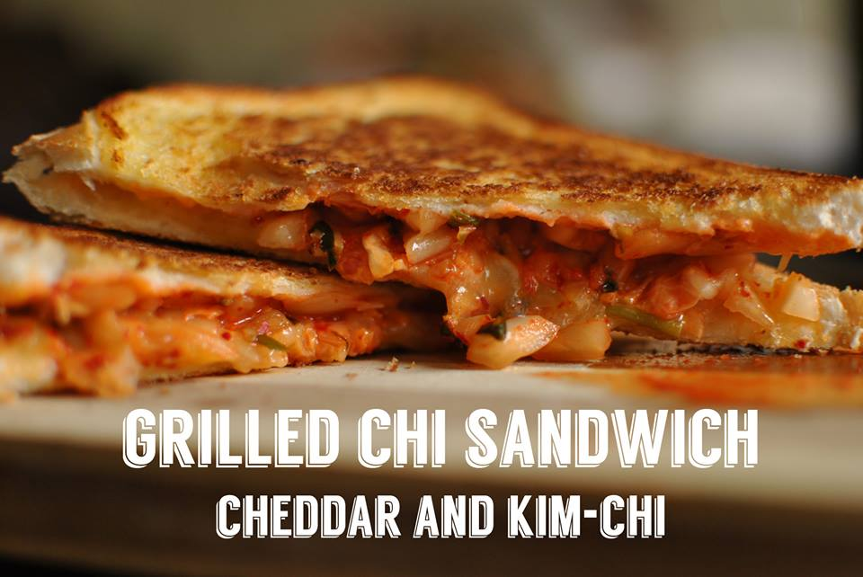 grilled chi