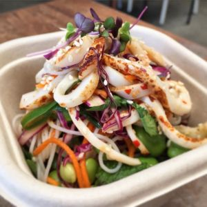food truck salad