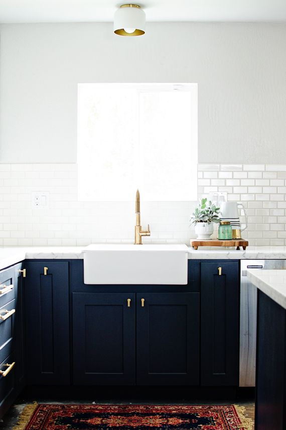 Kitchen by Brittany Makes (DIY blogger)