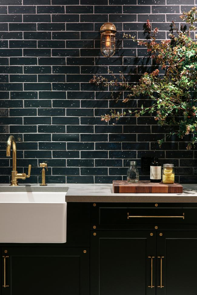 Kitchen by Catherine Kwong Design