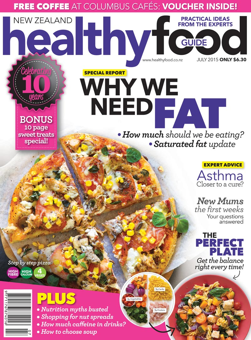 Healthy food guide giveaway bunny eats design healthy food guide is the top selling food magazine here in new zealand and is currently celebrating its 10th birthday thanks to healthy food guide forumfinder Gallery