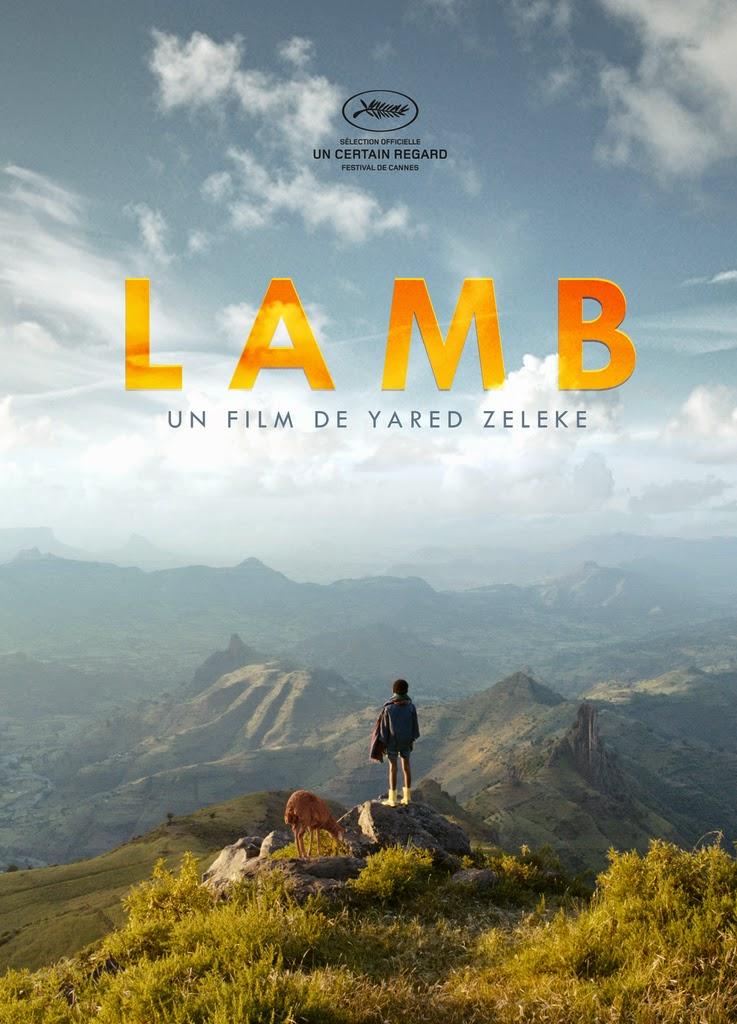 Lamb poster A