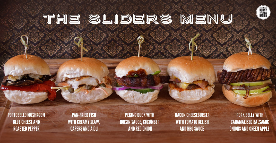 Sliders Party | Bunny Eats Design