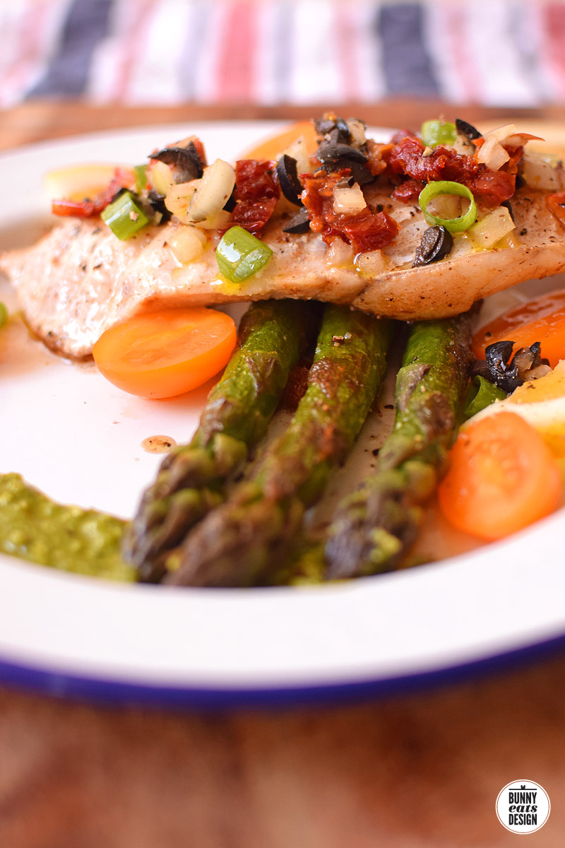 Asparagus for adults in spring bunny eats design for Fish and asparagus